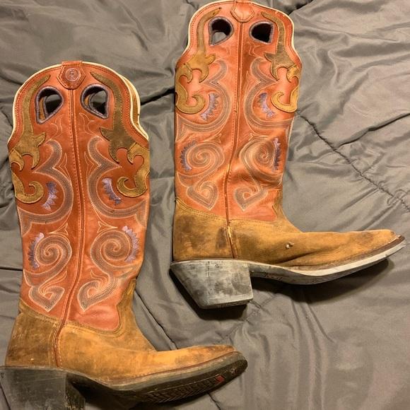 fe64a99e1b2 Tony Lama 3R boots